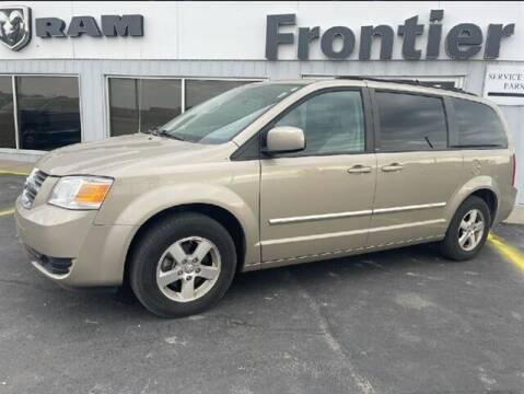 2009 Dodge Grand Caravan for sale at Frontier Motors Automotive, Inc. in Winner SD