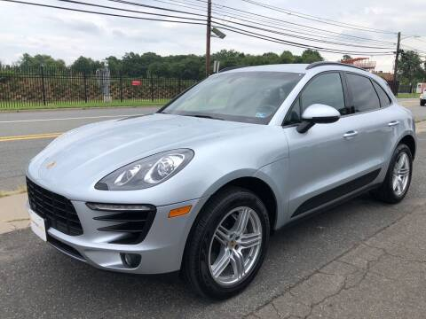2015 Porsche Macan for sale at Vantage Auto Wholesale in Moonachie NJ