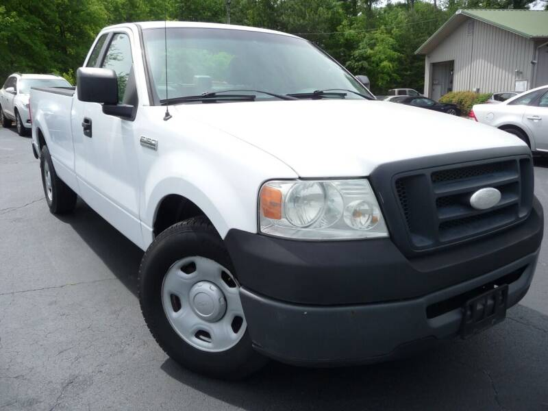 2008 Ford F-150 for sale at Wade Hampton Auto Mart in Greer SC