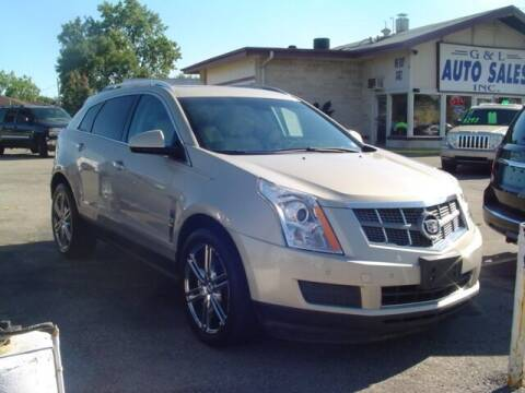 2010 Cadillac SRX for sale at G & L Auto Sales Inc in Roseville MI