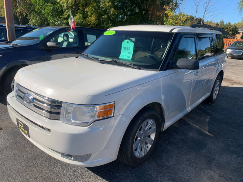 2010 Ford Flex for sale at PAPERLAND MOTORS - Fresh Inventory in Green Bay WI