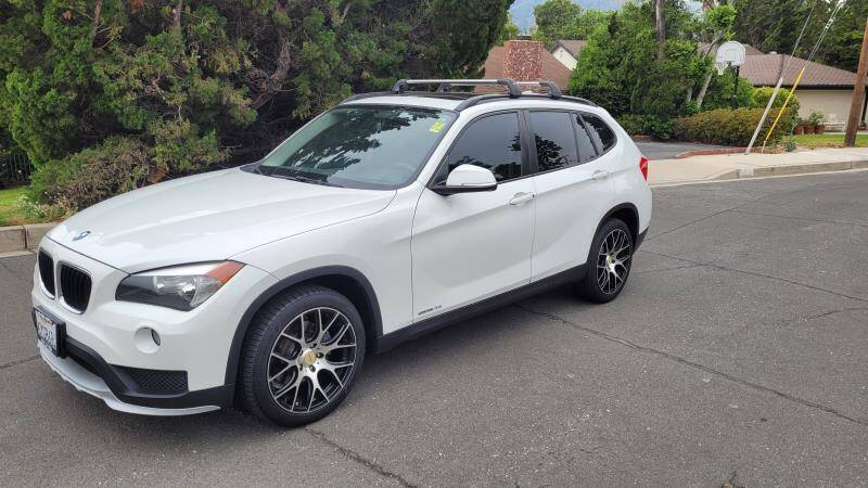 2015 BMW X1 for sale at CAR CITY SALES in La Crescenta CA