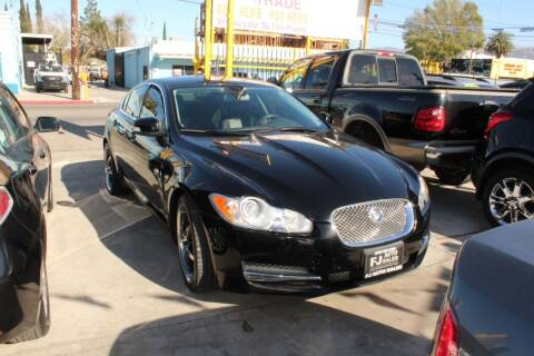 2009 Jaguar XF for sale at Good Vibes Auto Sales in North Hollywood CA