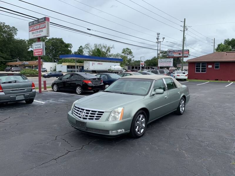 2006 Cadillac DTS for sale at Sam's Motor Group in Jacksonville FL