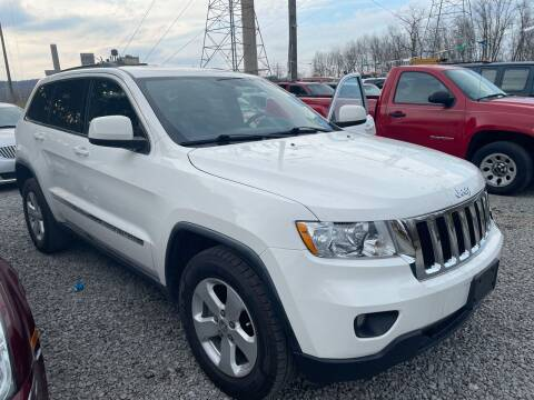 2012 Jeep Grand Cherokee for sale at Trocci's Auto Sales in West Pittsburg PA