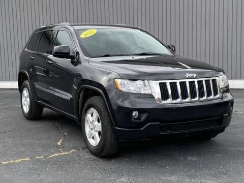 2012 Jeep Grand Cherokee for sale at Bankruptcy Auto Loans Now - powered by Semaj in Brighton MI