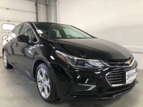 2018 Chevrolet Cruze for sale at Integrity Motors, Inc. in Fond Du Lac WI