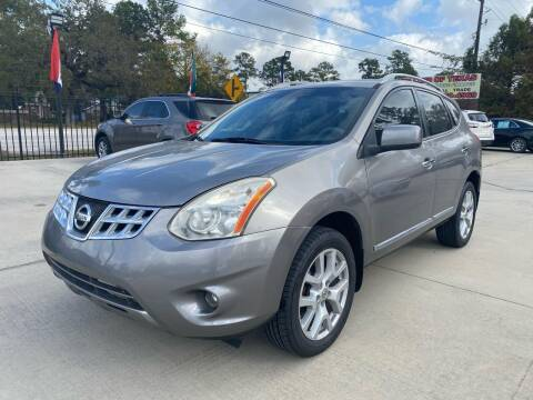 2011 Nissan Rogue for sale at Auto Land Of Texas in Cypress TX