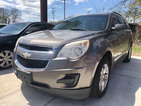 2010 Chevrolet Equinox for sale at Wolff Auto Sales in Clarksville TN