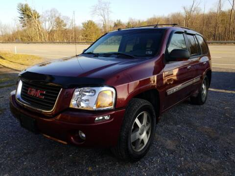 2005 GMC Envoy for sale at Mackeys Autobarn in Bedford PA