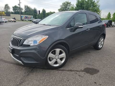2016 Buick Encore for sale at Cruisin' Auto Sales in Madison IN