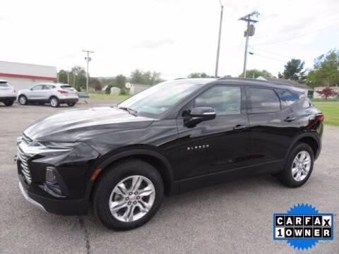 2020 Chevrolet Blazer for sale at DUNCAN SUZUKI in Pulaski VA