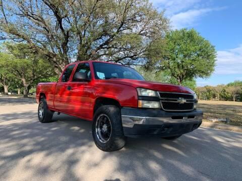 2007 Chevrolet Silverado 1500 Classic for sale at 210 Auto Center in San Antonio TX