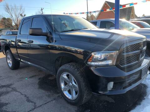 2014 RAM Ram Pickup 1500 for sale at Nations Auto Inc. II in Denver CO