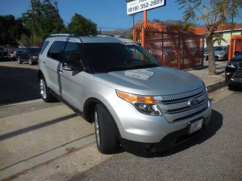 2014 Ford Explorer for sale at ARAX AUTO SALES in Tujunga CA
