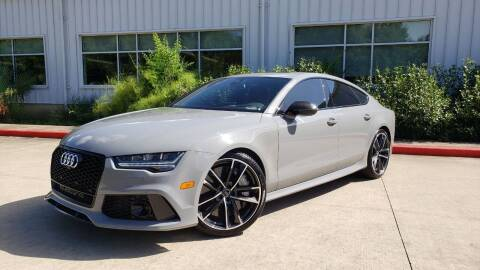 2018 Audi RS 7 for sale at Houston Auto Preowned in Houston TX