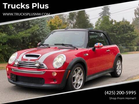 2008 MINI Cooper for sale at Trucks Plus in Seattle WA