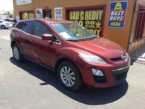 2012 Mazda CX-7 for sale at Sunday Car Company LLC in Phoenix AZ