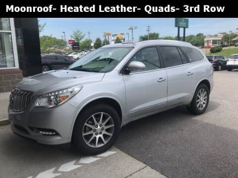 2017 Buick Enclave for sale at Mark Sweeney Buick GMC in Cincinnati OH