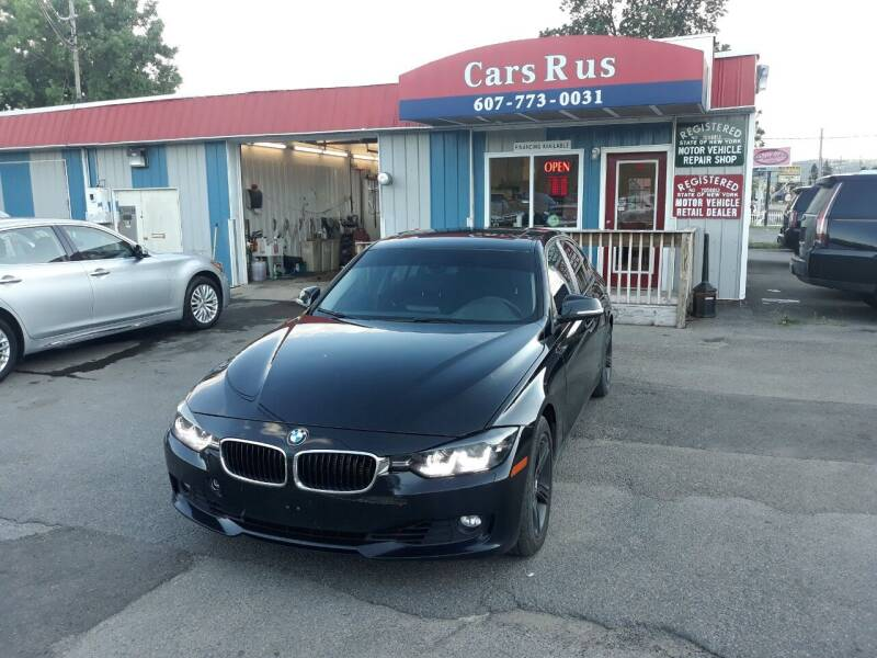 2013 BMW 3 Series for sale at Cars R Us in Binghamton NY