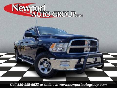 2012 RAM Ram Pickup 1500 for sale at Newport Auto Group in Austintown OH