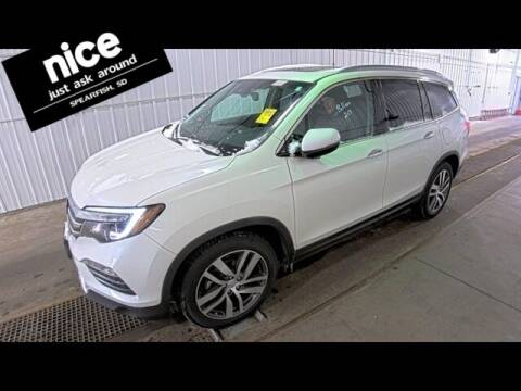 2017 Honda Pilot for sale at PRESTIGE AUTO SALES in Spearfish SD