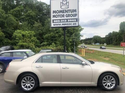 2012 Chrysler 300 for sale at Momentum Motor Group in Lancaster SC