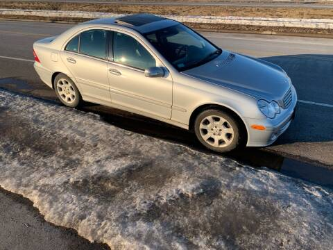 2005 Mercedes-Benz C-Class for sale at Major Motors Automotive Group LLC in Ramsey MN