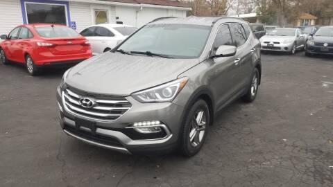 2017 Hyundai Santa Fe Sport for sale at Nonstop Motors in Indianapolis IN