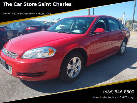 2013 Chevrolet Impala for sale at The Car Store Saint Charles in Saint Charles MO