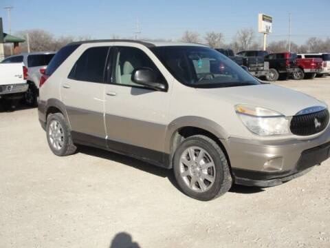 2005 Buick Rendezvous for sale at Frieling Auto Sales in Manhattan KS