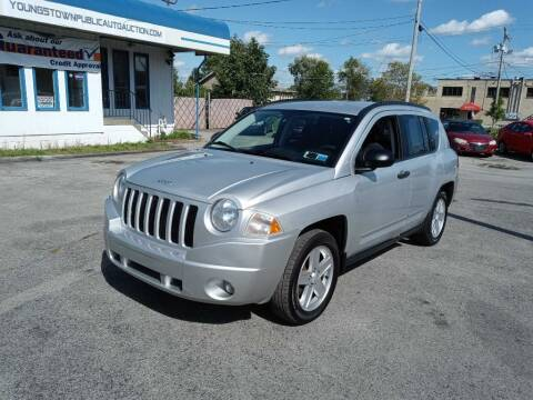 2009 Jeep Compass for sale at E.L. Davis Enterprises LLC in Youngstown OH