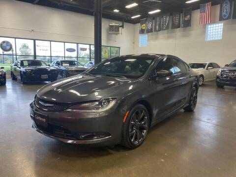 2015 Chrysler 200 for sale at CarNova in Sterling Heights MI