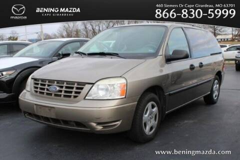 2005 Ford Freestar for sale at Bening Mazda in Cape Girardeau MO