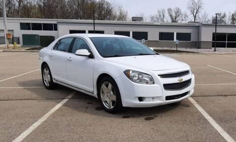 2009 Chevrolet Malibu for sale at J & J Used Auto in Jackson MI