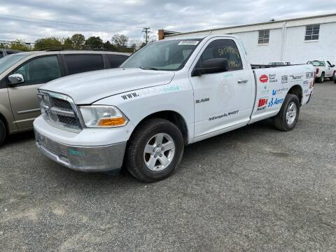 2010 Dodge Ram Pickup 1500 for sale at ASAP Car Parts in Charlotte NC