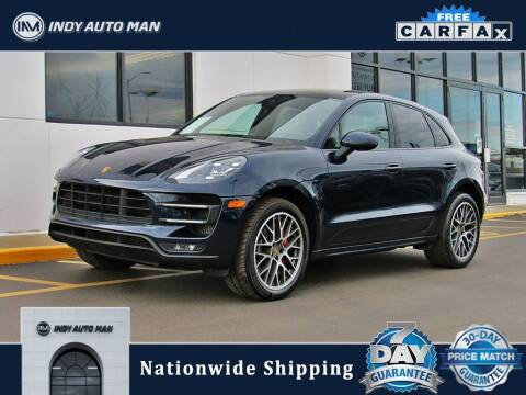 2018 Porsche Macan for sale at INDY AUTO MAN in Indianapolis IN