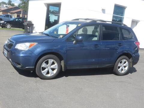 2014 Subaru Forester for sale at Price Auto Sales 2 in Concord NH