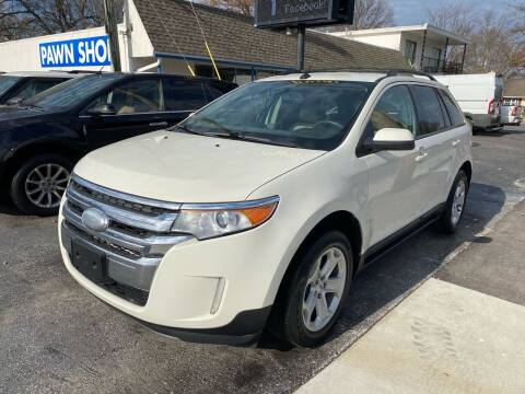 2013 Ford Edge for sale at Brucken Motors in Evansville IN