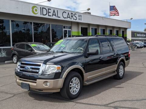 2014 Ford Expedition EL for sale at Ideal Cars Broadway in Mesa AZ