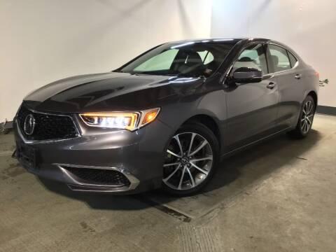 2018 Acura TLX for sale at M Sport Motorcar in Hillside NJ