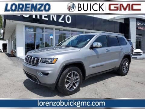 2020 Jeep Grand Cherokee for sale at Lorenzo Buick GMC in Miami FL
