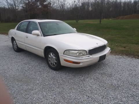 2004 Buick Park Avenue for sale at Doyle's Auto Sales and Service in North Vernon IN