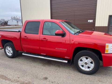 2011 Chevrolet Silverado 1500 for sale at Halvorson Auto in New Rockford ND
