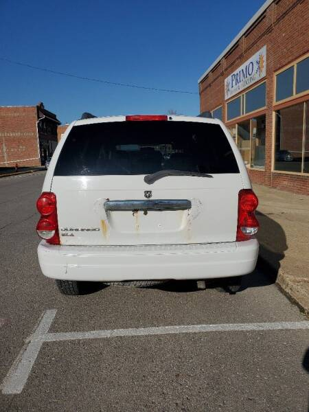 2006 Dodge Durango SLT 4dr SUV 4WD - Chariton IA