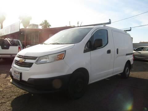 2015 Chevrolet City Express Cargo for sale at Van Buren Motors in Phoenix AZ