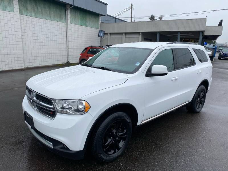 2013 Dodge Durango for sale at Vista Auto Sales in Lakewood WA