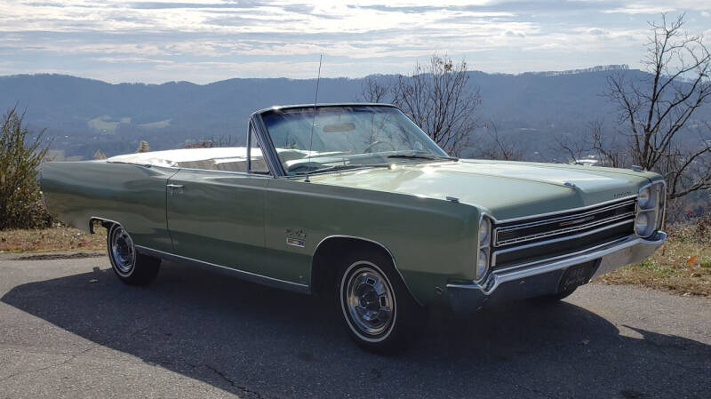 1968 Plymouth Sport Fury for sale at Rare Exotic Vehicles in Weaverville NC