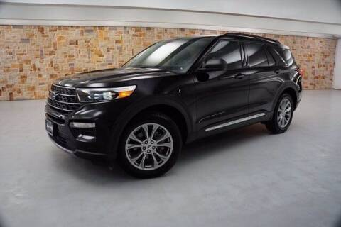 2020 Ford Explorer for sale at Jerry's Buick GMC in Weatherford TX
