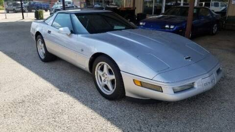 1996 Chevrolet Corvette for sale at COLLECTABLE-CARS LLC in Nacogdoches TX